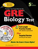 img - for GRE Biology w/ CD (GRE Test Preparation) book / textbook / text book