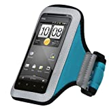 [WORLD ACC] Reflective Armband Soft Case Cover Sports Pouch For NOKIA: 620 (Lumia), 521 (Lumia 521), 520 (Lumia 520), 820 (Lumia 820), APPLE: iPhone 5C, iPhone 5, iPhone 4S/4, iPod touch (4th generation), iPhone 3GS/3G, iPhone 5s, ZTE: Z665C (Valet), Z750C (Savvy), N800 (Awe), Z992 (Avail 2), Z995 (Overture), N9101 (Imperial), Director, N8000 (Engage LT), V8000 (Engage), MWP3505US (Render), V768 (Concord), N850 (Fury), X500 (Score), ALCATEL: 988B (One Touch Shockwave), 5020T (One Touch Evolve), ADR3045US (One Touch Shockwave), HUAWEI: Y301 (Valiant), H867G (Inspira), H883G (W1), H881C (Ascend Plus), U8686 (Prism II), M866 (Ascend Y), U8680 (myTouch), M920 (Activa 4G), M886 (Mercury), M865 (Ascend II), MOTOROLA: XT1030 (Droid mini), XT901 (Electrify M), XT907 (Droid Razr M), XT556 (Defy XT), MB865 (Atrix 2), WX435 (Triumph), XT862 (Droid 3), PANTECH: ADR8995 (Breakout) (Blue Armband)