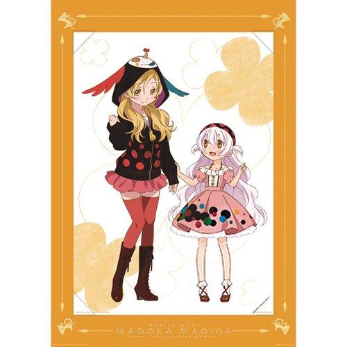 一番くじ 魔法少女まどか☆マギカ~Magiccraft~ E賞 巴マミ&百江なぎさ ビジュアライズボード