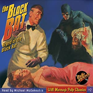 The Black Bat, #1 July 1939 Audiobook