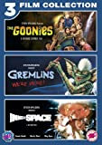 Inner Space/Gremlins/The Goonies Triple Pack [DVD] [2012]