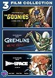 Inner Space/Gremlins/The Goonies Triple Pack [DVD] [2012]