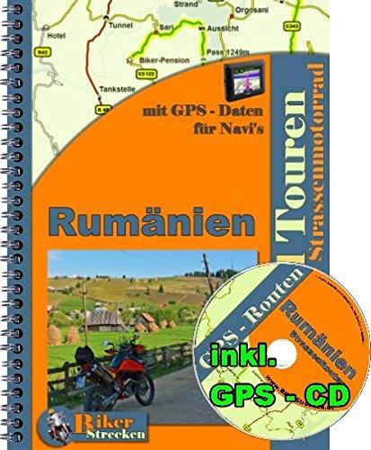 Reisefhrer-2-Wochen-Motorradtour-durch-Rumnien-Strasse-inkl-GPS-CD-Routen-fr-Motorradnavi-Reisefhrer-Motorradtour-Rumnien-inkl--am-Tagesende-Pensionen-und-Hotels