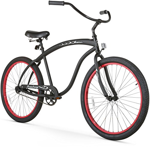 Firmstrong-Bruiser-Man-Beach-Cruiser-Bicycle-26-Inch