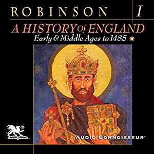 A History of England, Volume 1: Early and Middle Ages to 1485 Audiobook