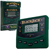 Trademark Global Electronic Handheld Las Vegas Style Blackjack Game