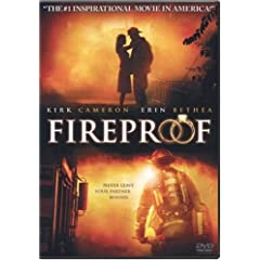 Fireproof (Kirk Cameron) DVD cover image