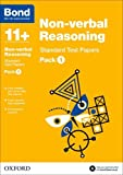 Andrew Baines Bond 11+: Non Verbal Reasoning: Standard Test Papers: Pack 1