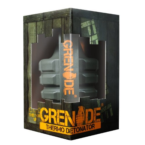 Thermo Detonator Thermogenic Weight Management Capsules - Tub Of 100 By Grenade