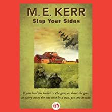 Slap Your Sides Audiobook by M. E. Kerr Narrated by Jesse Einstein