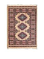 Navaei & Co. Alfombra Kashmir Beige/Multicolor 93 x 65 cm