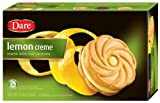 Dare Cookies, Lemon Creme, 12.3-Ounce Packages (Pack of 12)