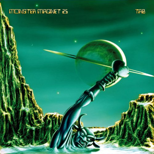 Original album cover of 25 Tab by Monster Magnet