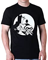 FAMILY GUY STEWIE AND BRIAN BATMAN AND ROBIN T-SHIRT