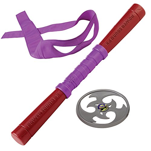 Teenage Mutant Ninja Turtles Combat Gear Donatello Power Sound Bo Staff Roleplay Weapon - 1