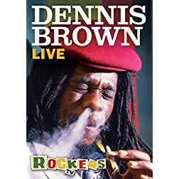 Brown, Dennis - Live Rockers TV