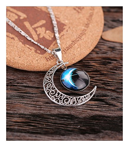 crescent-full-moon-pendant-necklaces-silver-plated-royal-blue-moonstone-charm-jewelry-for-women
