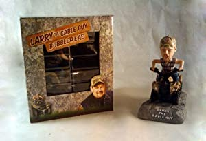 Larry the Cable Guy Talking Bobble Head