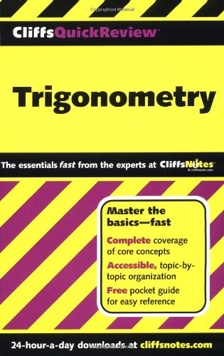 trigonometry for dummies mary jane sterling pdf