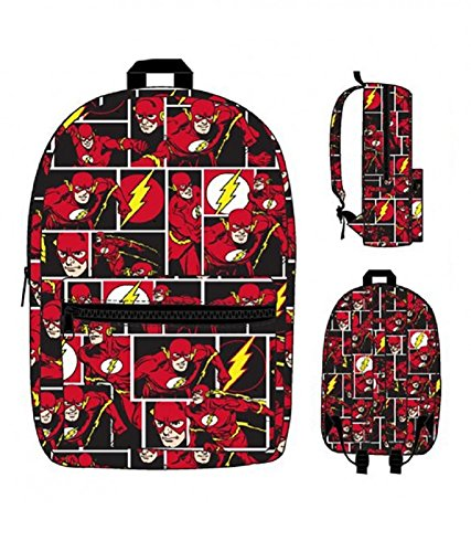 The Flash Tiled Backpack