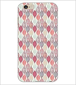 PrintDhaba Pattern D-5203 Back Case Cover for APPLE IPHONE 6S (Multi-Coloured)