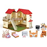 Calico Critters Calico Cloverleaf Townhome Gift Set