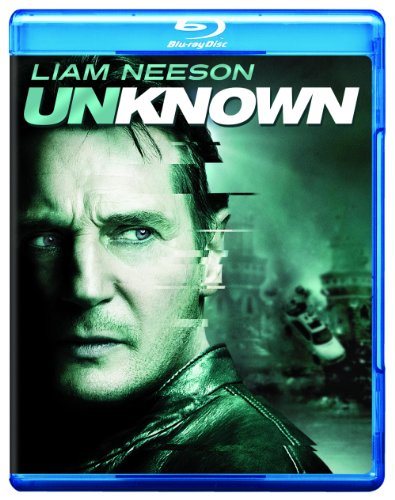 Cover art for  Unknown [Blu-ray]
