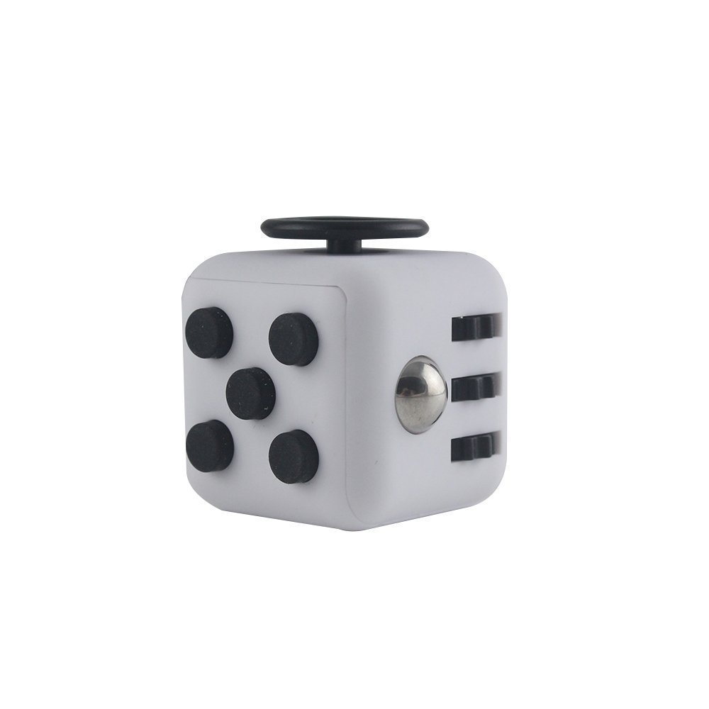 Buy Fidgeters Stress Cube Now!