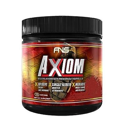 ANS - Axiom - RASPBERRY LEMONADE