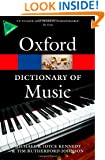 The Oxford Dictionary of Music (Oxford Paperback Reference)