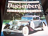 Illustrated Duesenberg Buyers Guide (Illustrated Buyers Guide)