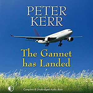 The Gannet Has Landed Audiobook
