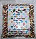 8oz -Almost 15,000 Jelly BeadZ® Water Bead Gel - Rainbow Mix