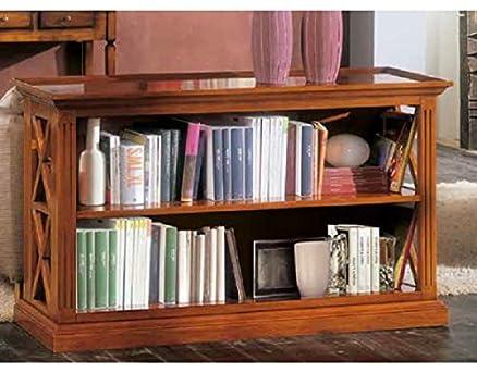 Libreria bassa in ciliegio L135x44x85H