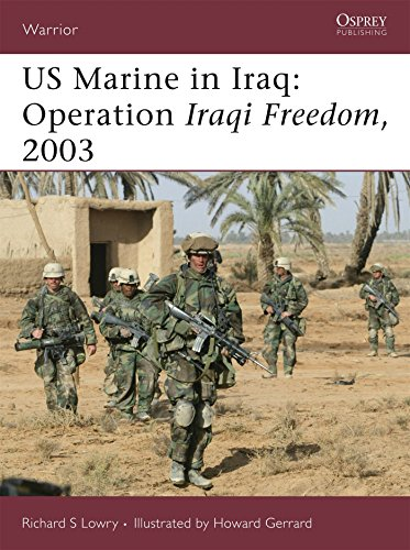 US Marine in Iraq: Operation Iraqi Freedom, 2003 (Warrior)