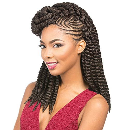 Havana Mambo Style by Sensationnel Rumba Twist 12 (1B Off Black) by Rumba Twist 12