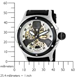 Stuhrling Original Men's 4AT.331510 Lifestyle 'Alpine' Automatic Skeleton Watch