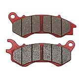デイトナ(DAYTONA) ブレーキパッド 赤パッド フロント:PCX/150 など 79854
