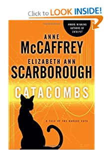 Catacombs: A Tale of the Barque Cats by Anne McCaffrey and Elizabeth Ann Scarborough