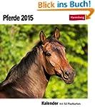 Pferde Postkartenkalender 2015: Kalen...