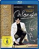 echange, troc Orlando, de Georg Friedrich Haendel (Opernhaus Zurich) [Blu-ray]