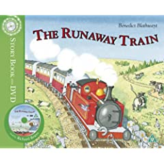 The Runaway Train (Little Red Train Series)