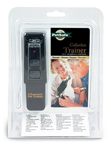 PetSafe Ultrasonic Remote Trainer for Dogs