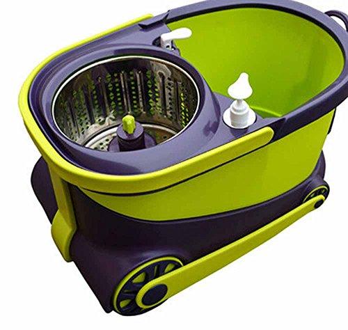 sleek-minimalist-pop-spin-mop-bucket-stainless-steel-good-mop-head-dual-drive-microfiber-mop