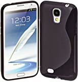 Galaxy s5 Case, Galaxy s5 Cases- Compatible With Samsung Galaxy s5 SIV S IV i9500 - Soft Shell Cover Skin Cases By Cable and Case