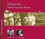 echange, troc Georg Lentz - Neues von Oma Krause. 2 CDs