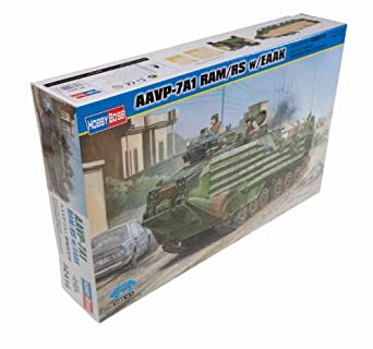 Hobby Boss AAVP-7A1 RAMS with EAAK Vehicle Model Building Kit