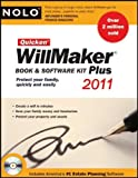 Quicken Willmaker 2011 Edition: Book & Software Kit (Quicken Willmaker Plus)