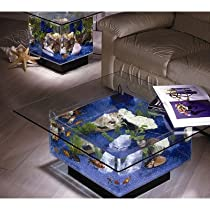 Hot Sale Aqua Coffee Table