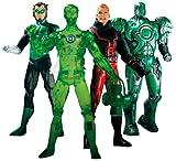 Green Lantern - Action Figure Series 4 (Set of 4)